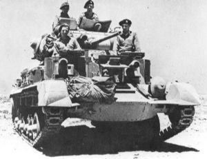 A9 Cruiser Mk I Desert Conversion